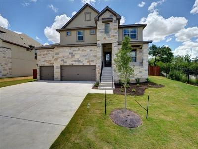 Bee Cave TX Single Family Home For Sale: $601,348