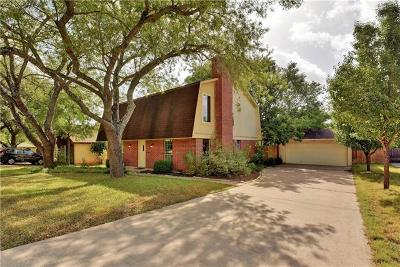 Hays County, Travis County, Williamson County Single Family Home For Sale: 7301 Beckett Rd