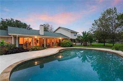 Lockhart Single Family Home For Sale: 506 Nixon St