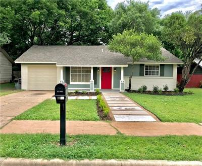 Hays County, Travis County, Williamson County Single Family Home For Sale: 1704 Cherry Orchard Dr