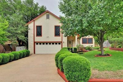 Georgetown Single Family Home Pending - Taking Backups: 504 San Gabriel Blvd