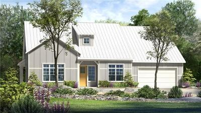 Dripping Springs TX Single Family Home For Sale: $408,599