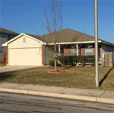 Kyle Single Family Home For Sale: 148 Musgrav
