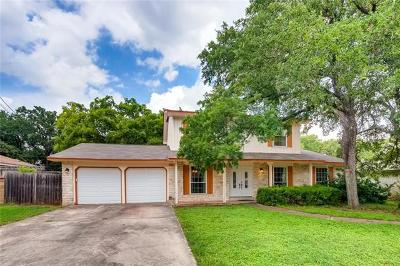 Georgetown Single Family Home For Sale: 3407 Rocky Hollow Trl