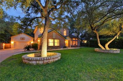 Leander Single Family Home For Sale: 704 County Cork Ln