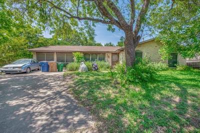 Austin Single Family Home For Sale: 10400 Button Quail Dr