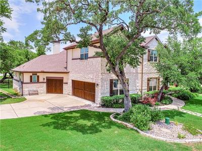 Austin Single Family Home For Sale: 2625 Arion Cir