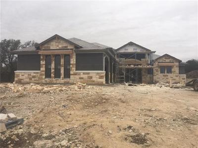 Georgetown Single Family Home Pending - Taking Backups: 104 Quail Run