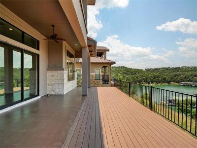 Lakeway Condo/Townhouse For Sale: 312 Marina View Court