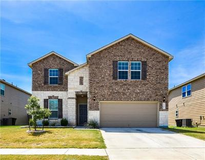 Killeen Single Family Home For Sale: 3302 Shawlands Rd