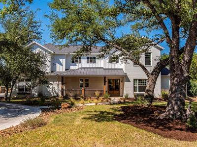 Dripping Springs Single Family Home Pending - Taking Backups: 206 Saddletree Ln