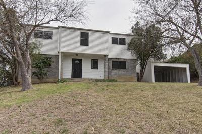 Austin Single Family Home For Sale: 6205 Hylawn Dr