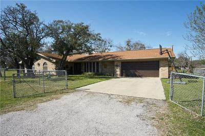 Lampasas Single Family Home For Sale: 1507 W 4th St