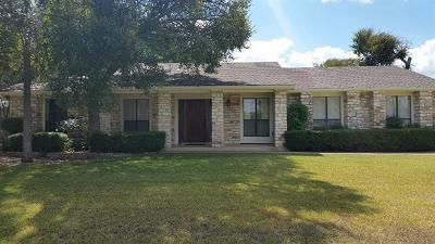 Lakeway Rental For Rent: 1011 Porpoise St