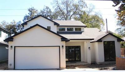 Travis County, Williamson County Single Family Home Active Contingent: 4607 Bull Creek Rd