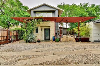 Austin TX Single Family Home Pending - Taking Backups: $925,000
