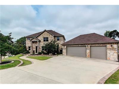 Leander Single Family Home For Sale: 2109 Bighorn