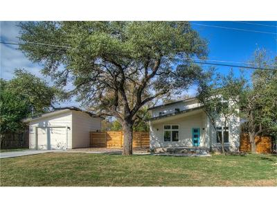 Single Family Home For Sale: 2302 Quanah Parker Trl
