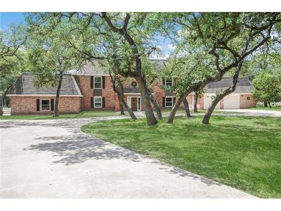 New Braunfels Single Family Home Pending: 2284 Bluebird Dr