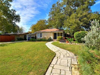 Travis County Single Family Home For Sale: 5806 Bull Creek Rd