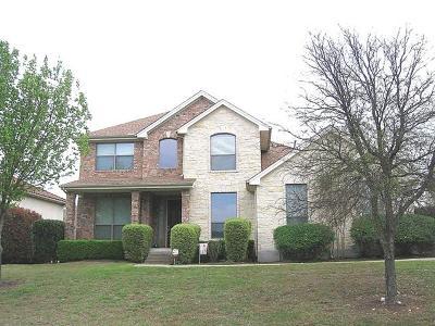 Austin Single Family Home For Sale: 138 Sebastians Run