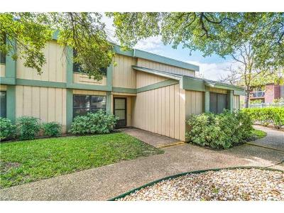 Austin Condo/Townhouse For Sale: 912 Silver Quail Ln