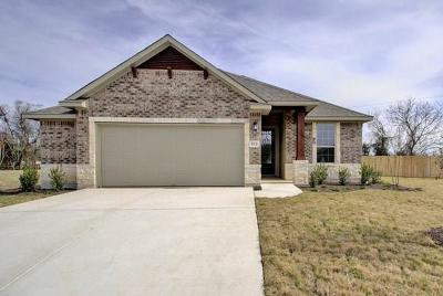 Round Rock Single Family Home For Sale: 872 Centerra Hills Cir