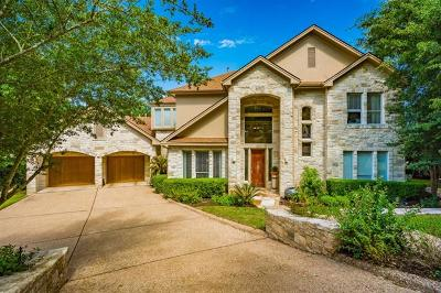 Austin Single Family Home Pending - Taking Backups: 10917 Range View Dr