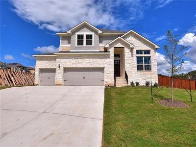 Bee Cave Single Family Home For Sale: 5825 Vail Divide