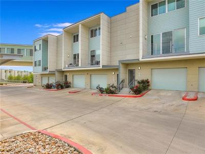 Austin Condo/Townhouse For Sale: 604 N Bluff Dr #247