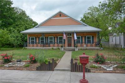 Bastrop County Single Family Home For Sale: 602 Garwood St