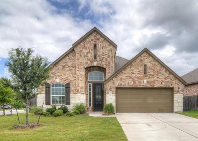 Hays County, Travis County, Williamson County Single Family Home For Sale: 11828 Rosario Cv