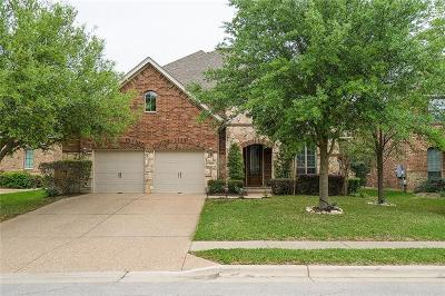 Round Rock Single Family Home Pending - Taking Backups: 3328 Marcasite Dr