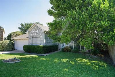 Pflugerville Single Family Home For Sale: 1406 Apache Cv