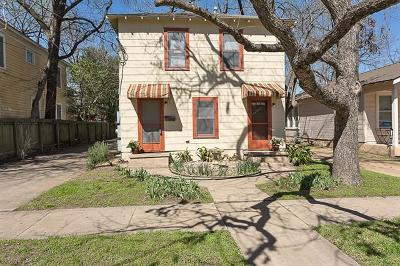 Austin Multi Family Home Pending - Taking Backups: 4302 Avenue G Ave