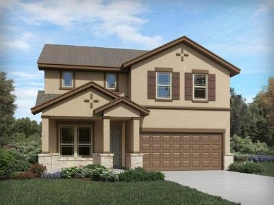 Round Rock TX Single Family Home For Sale: $276,890