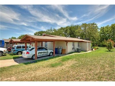 Austin Multi Family Home For Sale: 1309 Parsons Dr