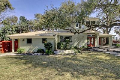 Austin Single Family Home For Sale: 804 Edgecliff Ter