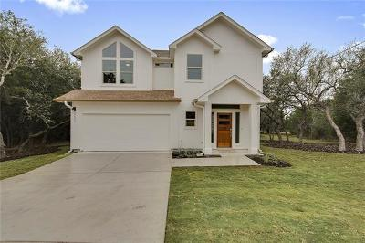 Dripping Springs Single Family Home Pending - Taking Backups: 17603 Village Dr