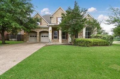 Round Rock Single Family Home For Sale: 1301 Ridgefield Loop