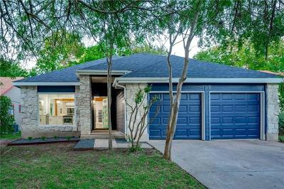Austin Single Family Home For Sale: 2610 Piping Rock Trl