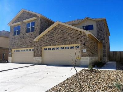 New Braunfels Multi Family Home Pending - Over 4 Months: 406 & 410 Creekside Curv