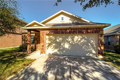 Leander Single Family Home For Sale: 208 Chickadee Ln