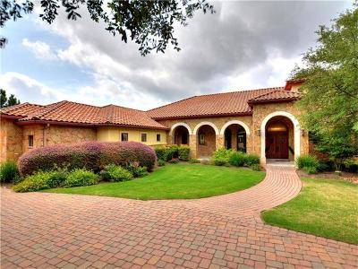 Austin TX Single Family Home For Sale: $1,250,000