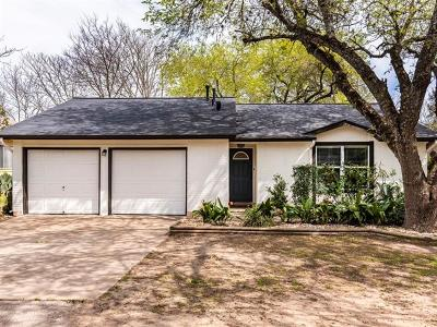 Travis County Single Family Home For Sale: 7315 Cooper Ln