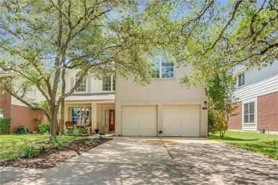 Round Rock Single Family Home For Sale: 8109 Broken Branch Dr