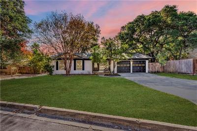 San Marcos Single Family Home For Sale: 119 Ridgeway Dr
