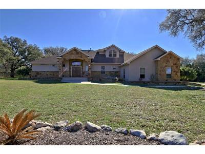 New Braunfels Single Family Home For Sale: 9907 Kopplin Rd