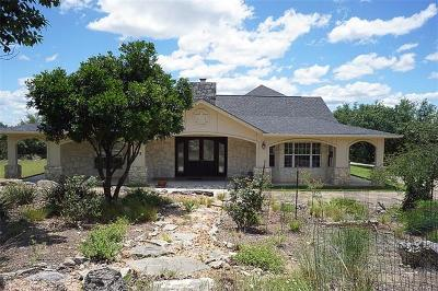 Hays County Single Family Home For Sale: 135 Crest View Dr