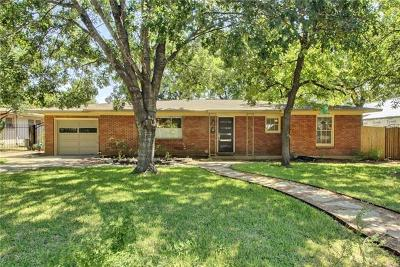 Austin Single Family Home For Sale: 6403 Cary Dr